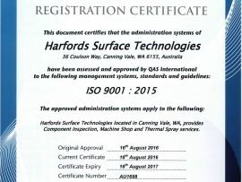 harfords quality
