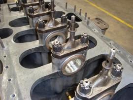 White Metal bearing